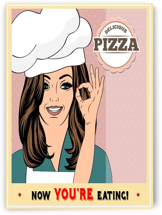 Delicious Pizza   Now Youre Eating by Gunawan Rb