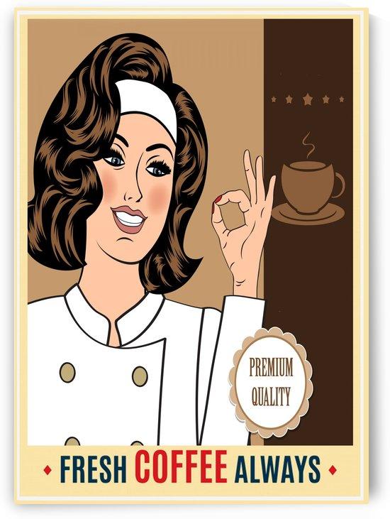 Fresh Coffee Always by Gunawan Rb