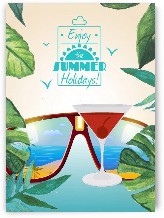 Enjoy The Summer Holiday with Manhattan by Gunawan Rb