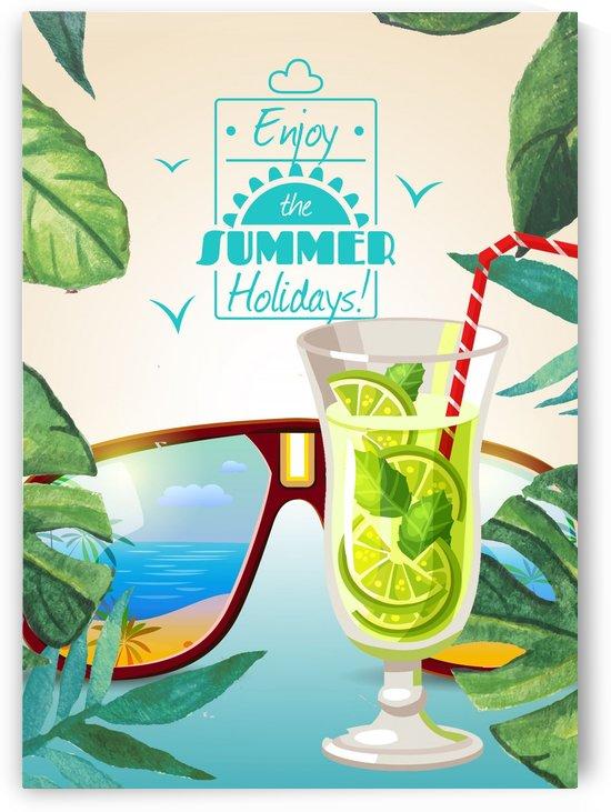 Enjoy The Summer Holiday with Mojito by Gunawan Rb