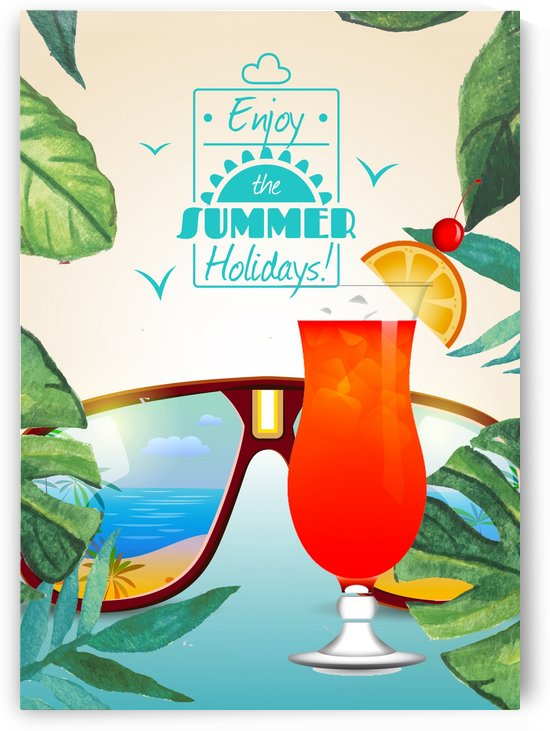 Enjoy The Summer Holiday with Mai Tai by Gunawan Rb