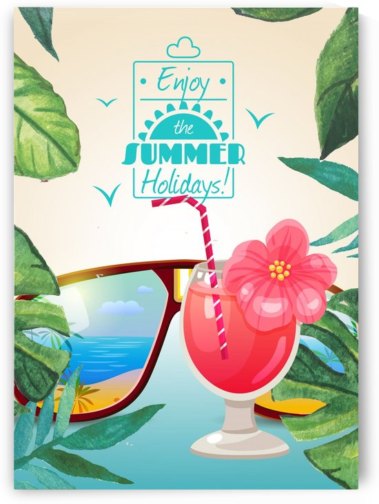 Enjoy The Summer Holiday with Oaks Lilly by Gunawan Rb
