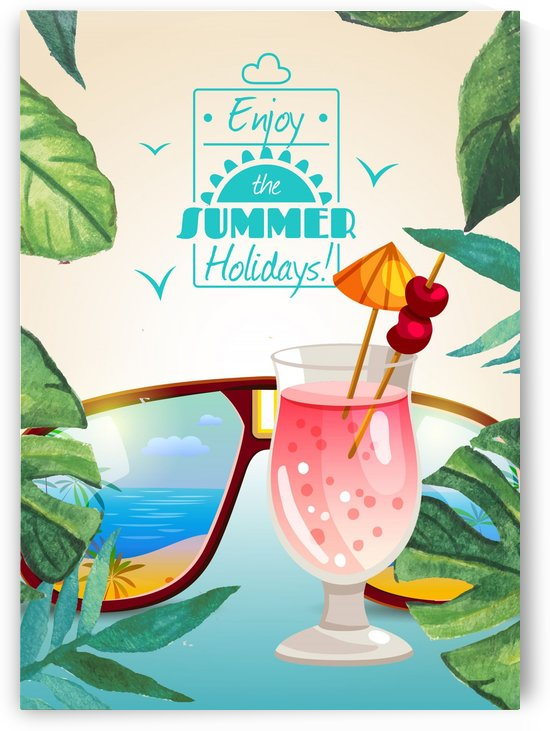 Enjoy The Summer Holiday with sex on the beach by Gunawan Rb
