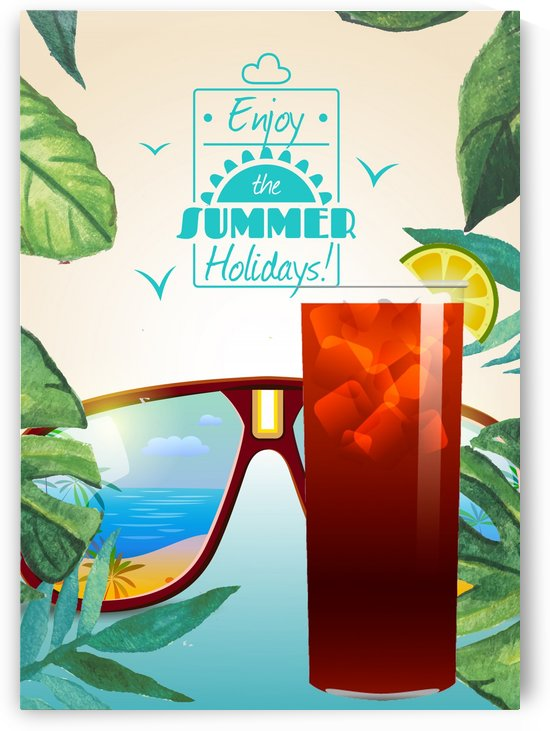 Enjoy The Summer Holiday with Long Island by Gunawan Rb