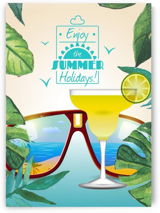 Enjoy The Summer Holiday with Margarita by Gunawan Rb