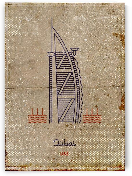 Dubai UAE by Gunawan Rb