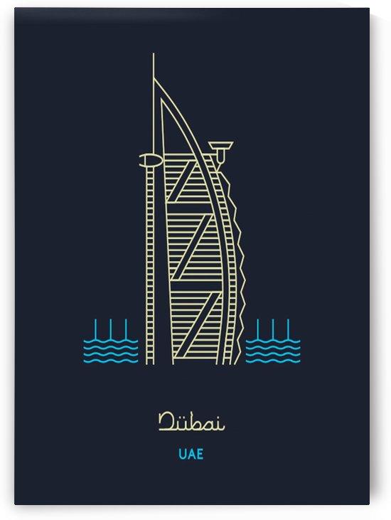Dubai UAE   Chalk by Gunawan Rb