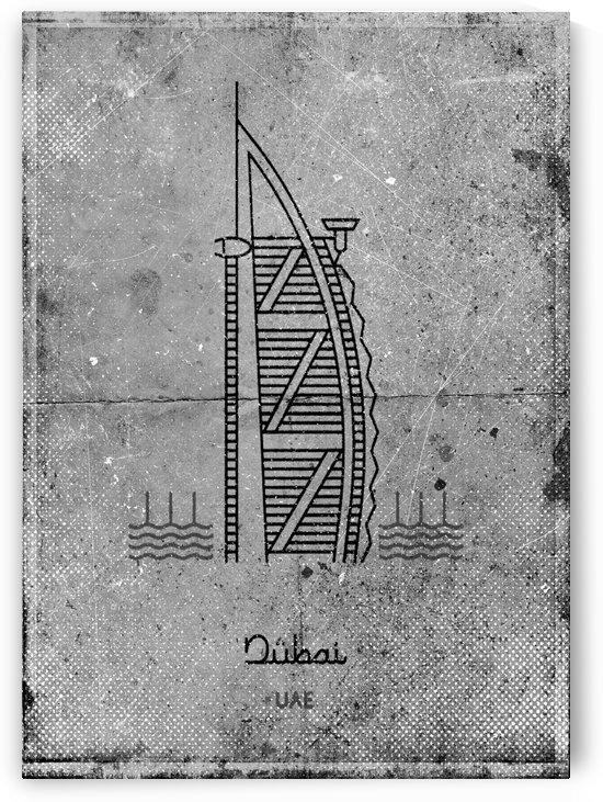 Dubai UAE   BW by Gunawan Rb