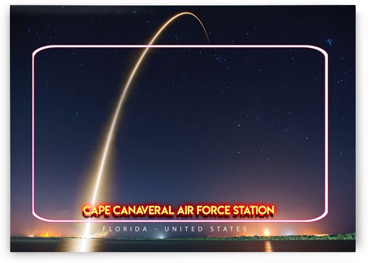 Cape Canaveral Air Force Station   Florida   United States by Gunawan Rb