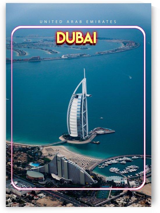 Dubai United Arab Emirates by Gunawan Rb