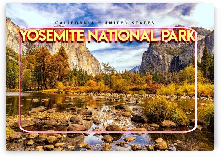 Yosemite National Park, Yosemite, California United States by Gunawan Rb