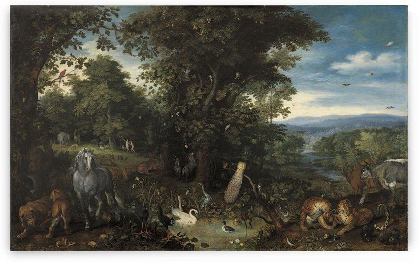Thyssen by Pieter Brueghel the Elder