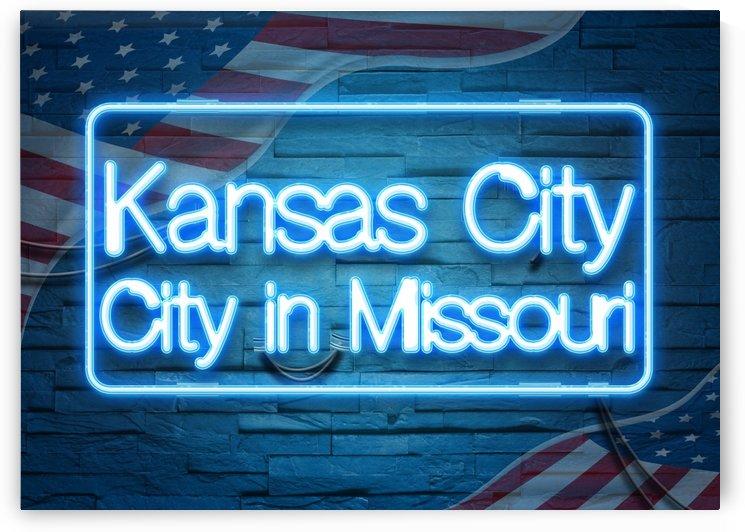 Kansas City City in Missouri by Gunawan Rb
