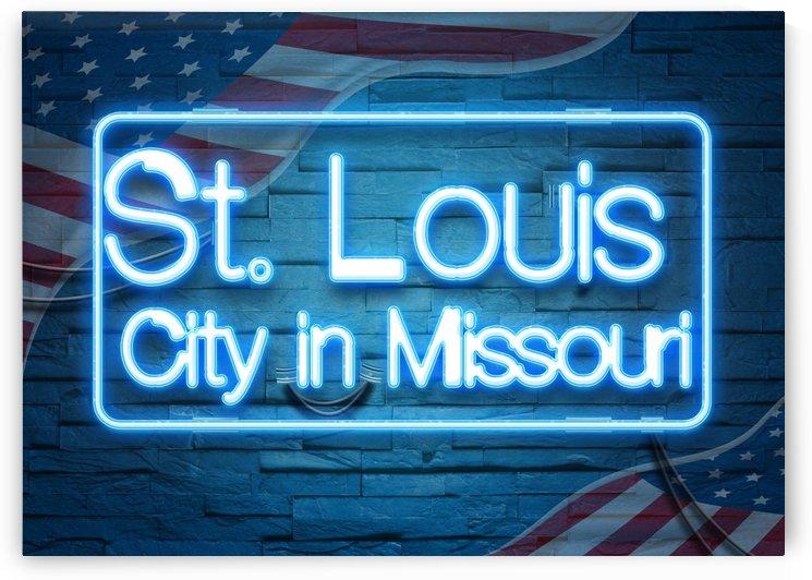 St Louis  City in Missouri by Gunawan Rb
