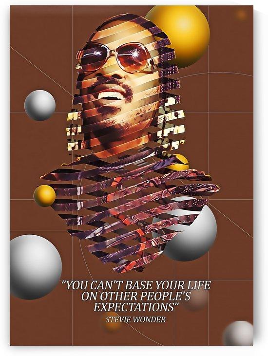 Stevie Wonder2 by Gunawan Rb