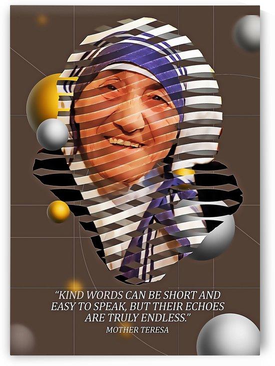 Mother Teresa2 by Gunawan Rb
