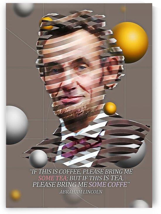 Abraham Lincoln2 by Gunawan Rb
