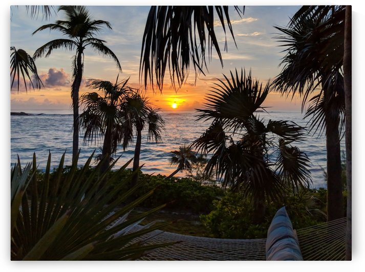Eleuthera Sunrise on the Hammock by tommikee
