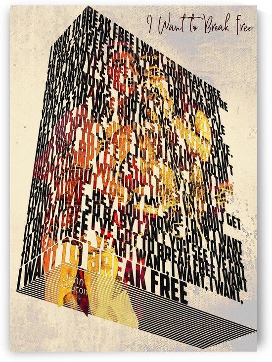 I Want to Break Free   Lyrics Book by Gunawan Rb