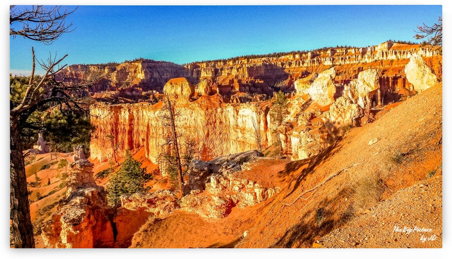 Bryce Canyon Landscape by The Big Picture by JD