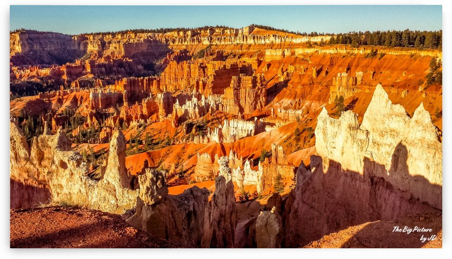 Bryce Canyon Sunrise Point by The Big Picture by JD