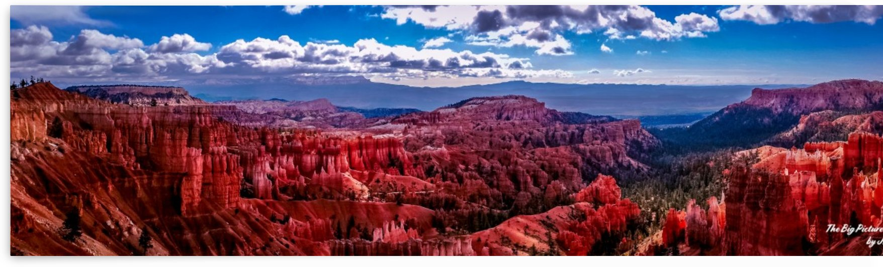 Bryce Canyon Sunset Point by The Big Picture by JD