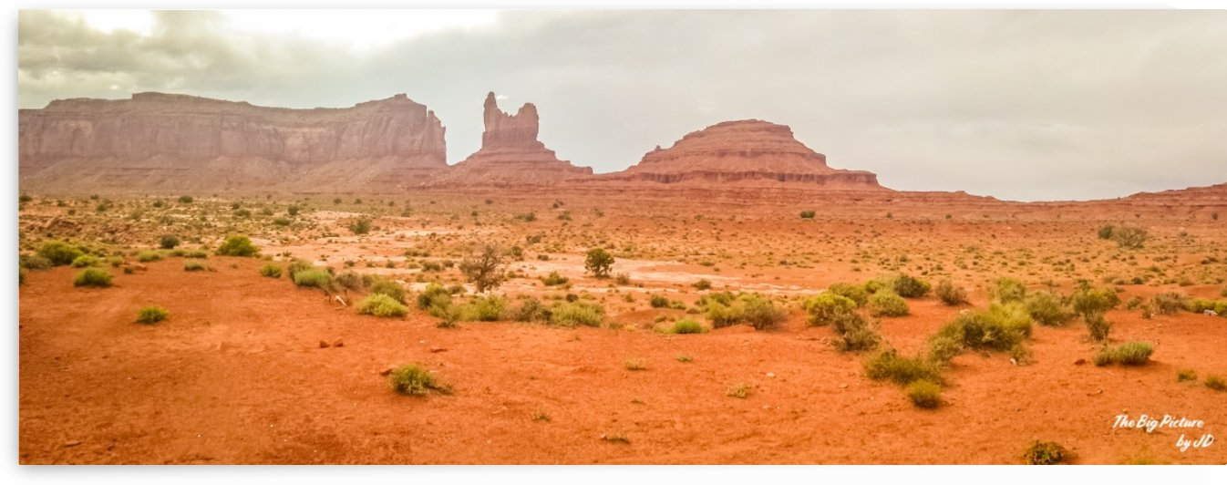 Monument Valley (5) by The Big Picture by JD