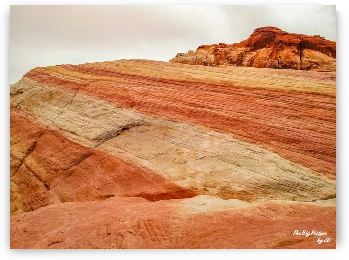 Valley Of Fire 10 by The Big Picture by JD