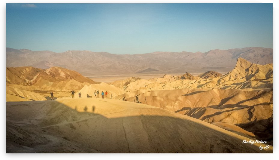 Zabriskie Point Surreal by The Big Picture by JD
