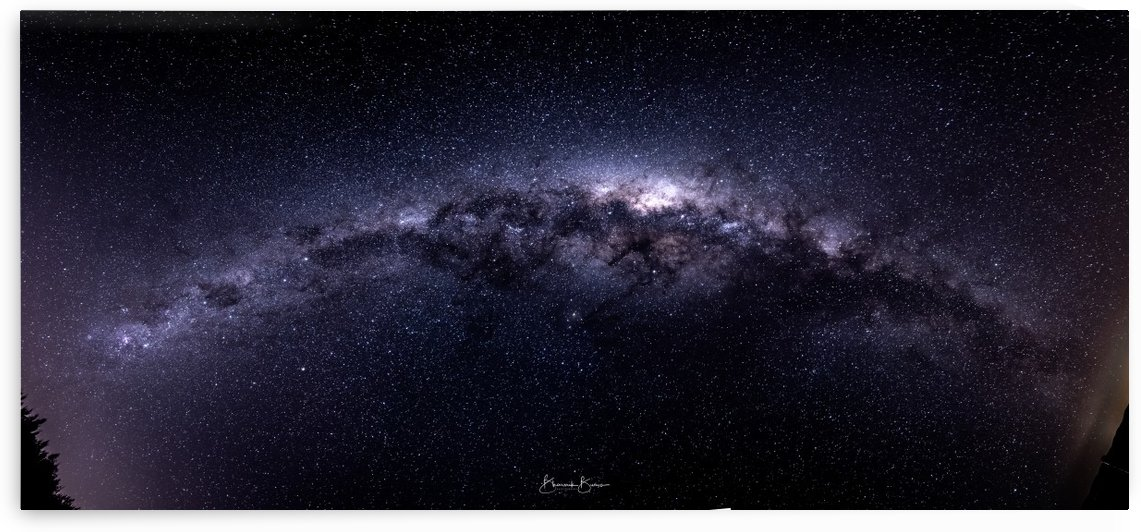 MILKYWAY - FULL ARCH by BBCLICKZ - Bhaumik Bumia Photography