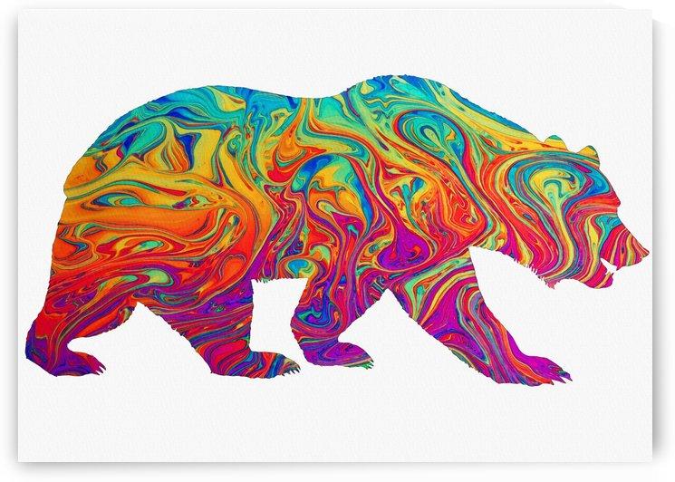 Bear by Gunawan Rb