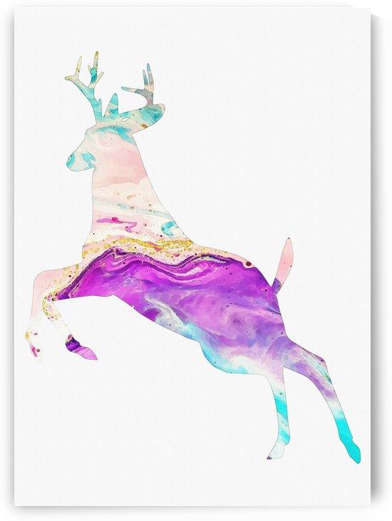 deer by Gunawan Rb