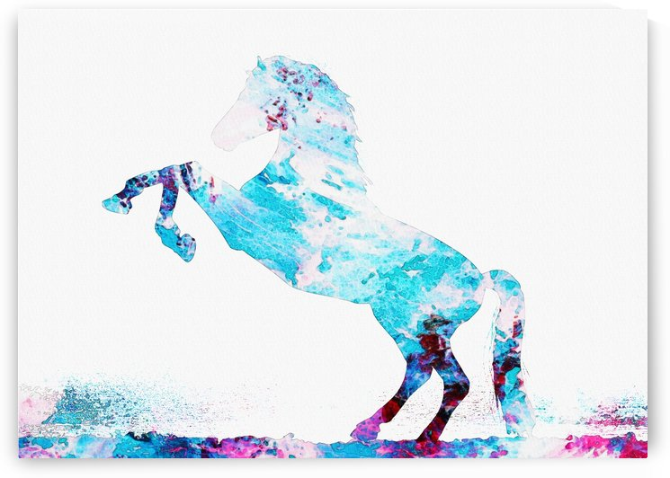horse by Gunawan Rb