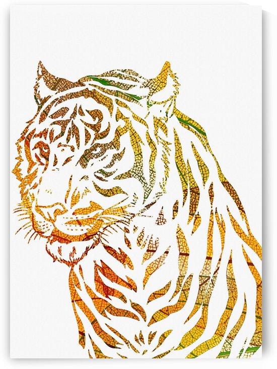 Tiger by Gunawan Rb