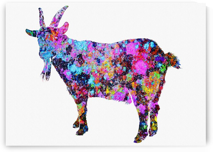 Goat by Gunawan Rb