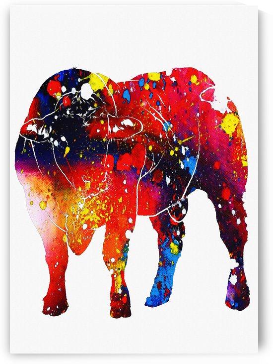 bull by Gunawan Rb