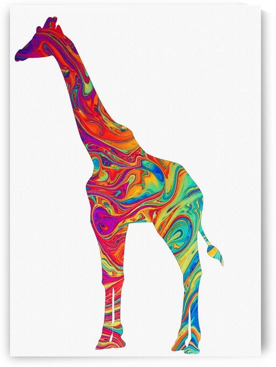 giraffe by Gunawan Rb