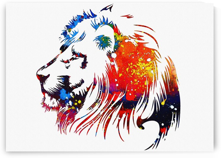 Lion by Gunawan Rb