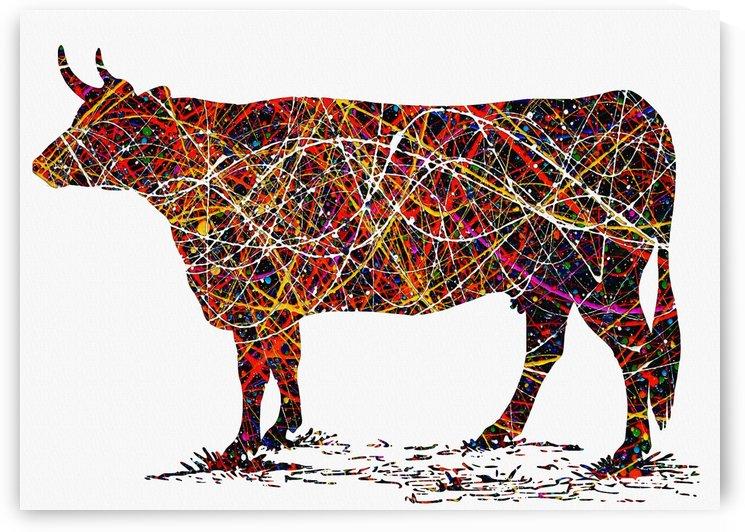 Cow by Gunawan Rb