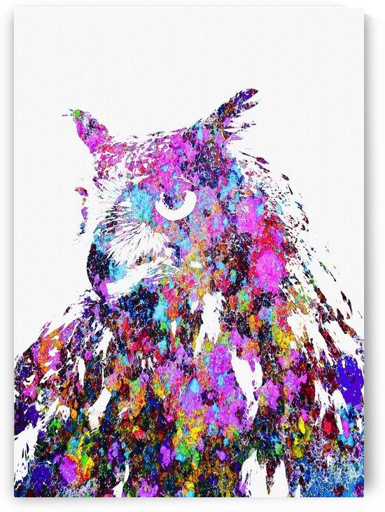 owl by Gunawan Rb