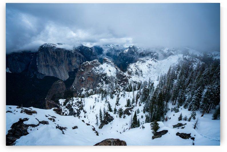 Yosemite Valley by Noah Lang