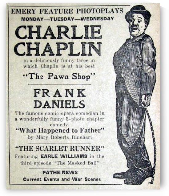 The Pawnshop 1916 by Culturio