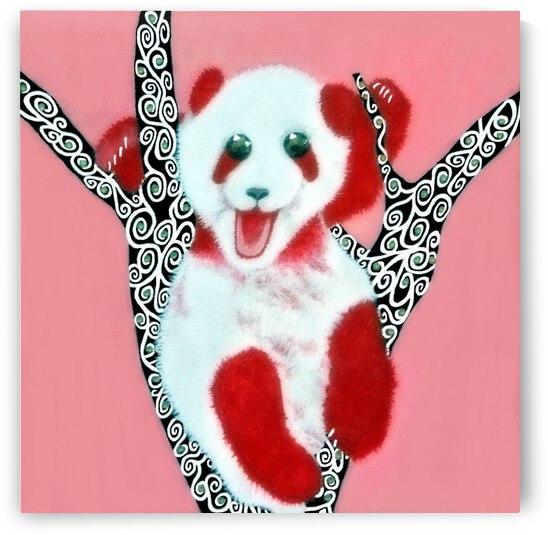 Panda-monium by Jayne Somogy