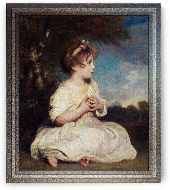 The Age of Innocence by Joshua Reynolds by xzendor7