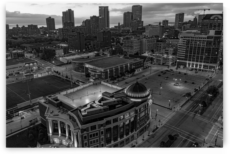 Milwaukee Majestic by Aximagery Media
