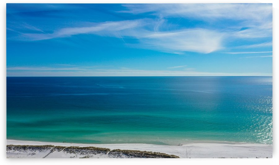 Hi Beach  by Destin30A Drone