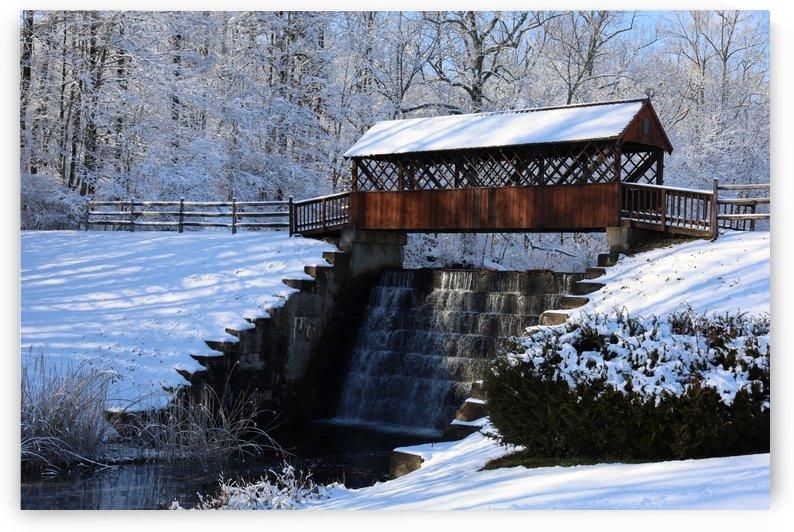 Footbridge by Brian Camilleri Photography