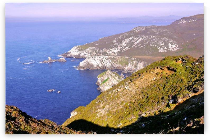 Remote Glenlough - Ireland 2 by Lexa Harpell