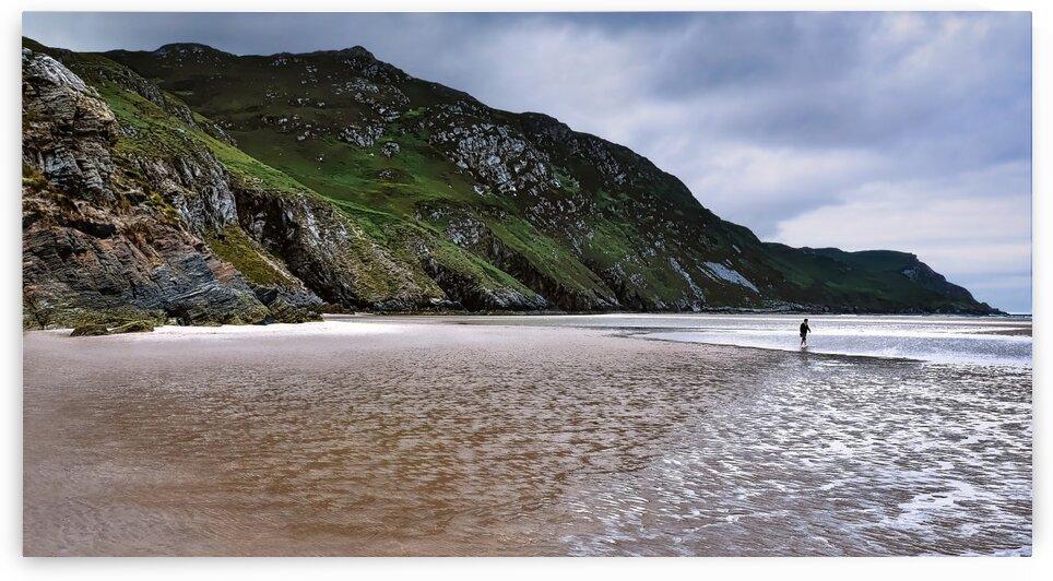 Maghera Beach - Ireland by Lexa Harpell