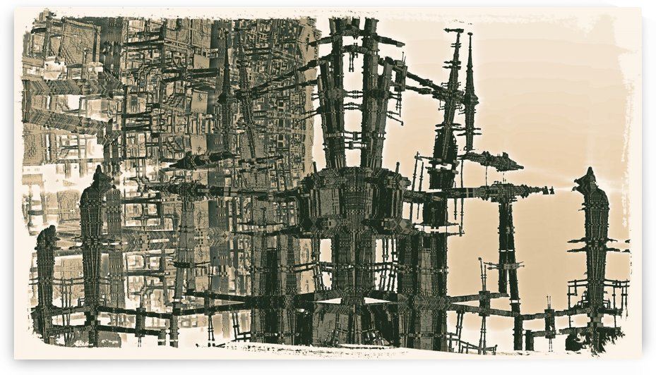 Metropolis  by Jean-Francois Dupuis